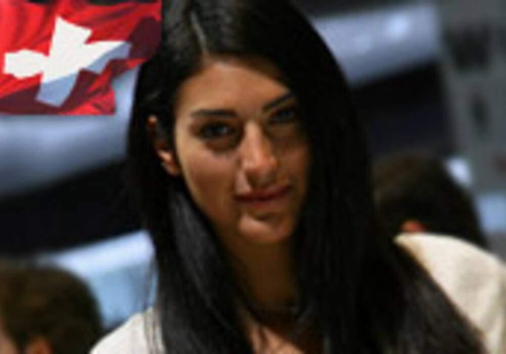 Hôtesses du salon de Genève 2010 - Partie 6