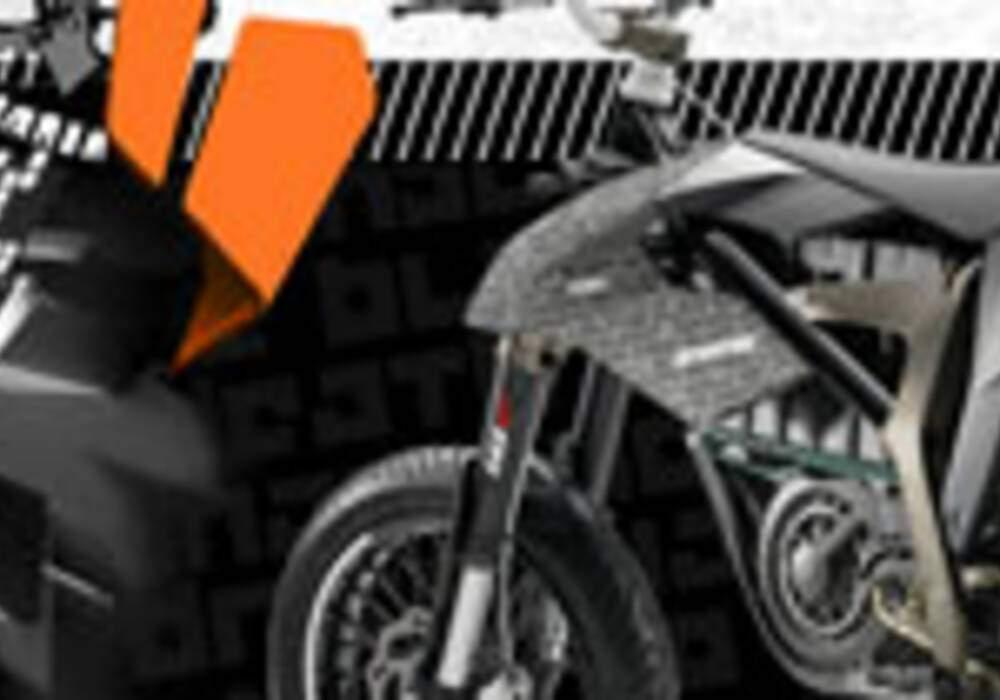 Moto électrique : KTM FreeRide