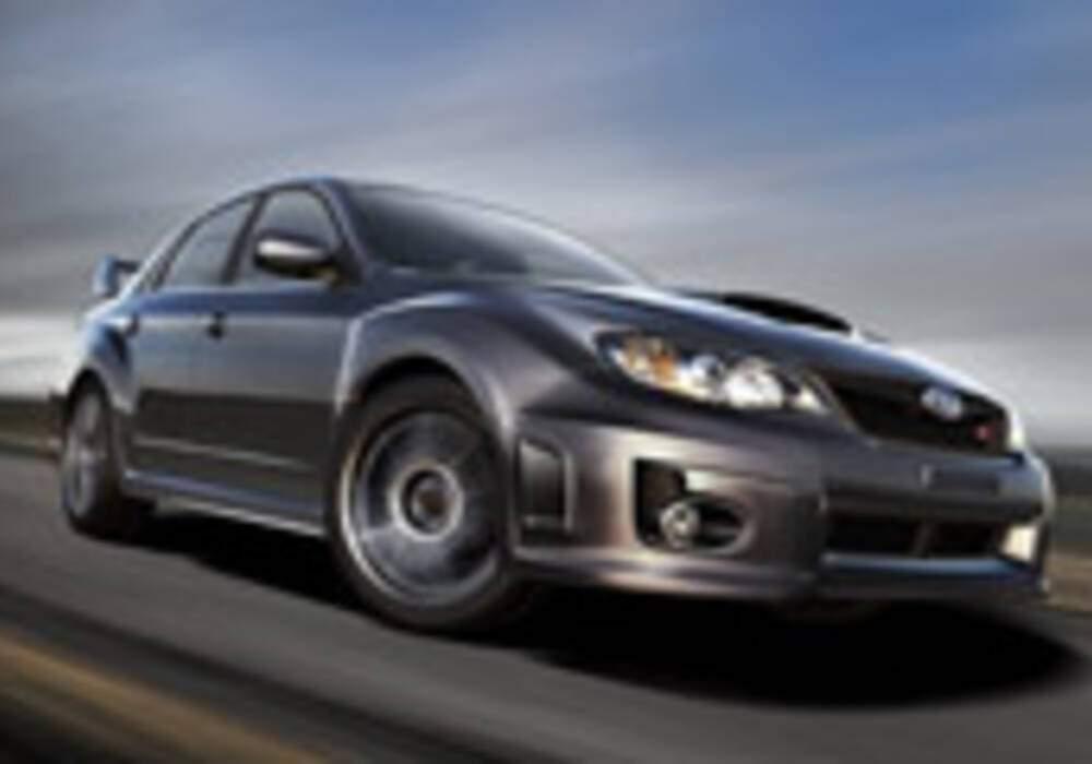 Subaru Impreza WRX / WRX STI 2011