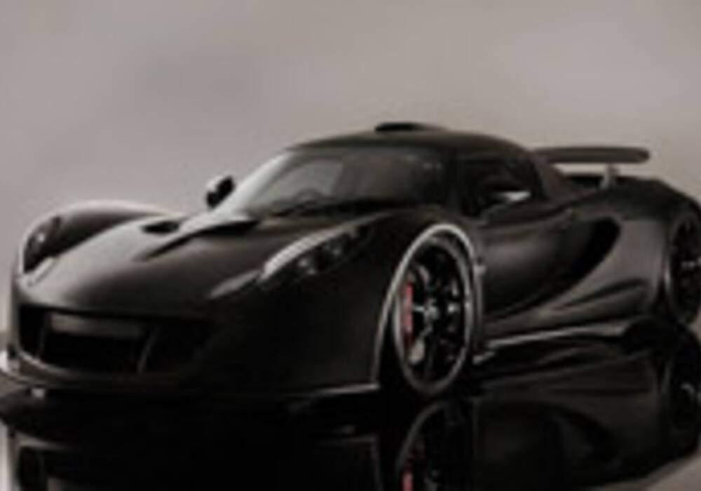 Hennessey Venom GT: un mélange américain/anglais détonnant
