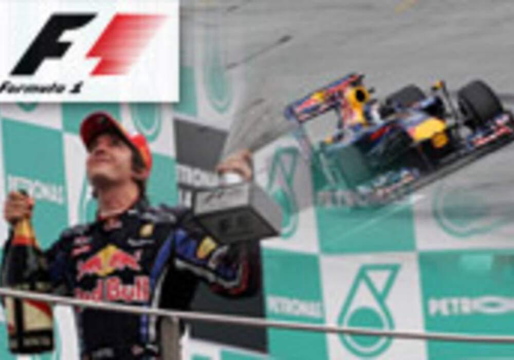Formule 1 - Kuala Lumpur : Vettel s'impose enfin