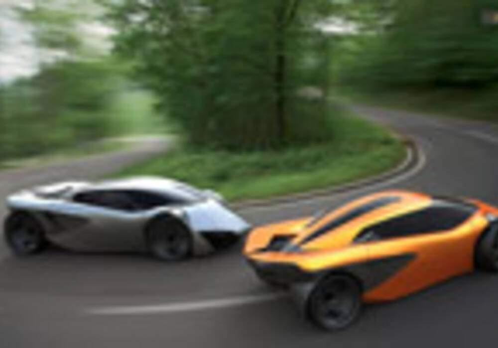 Étude de style : Lamborghini Minotauro