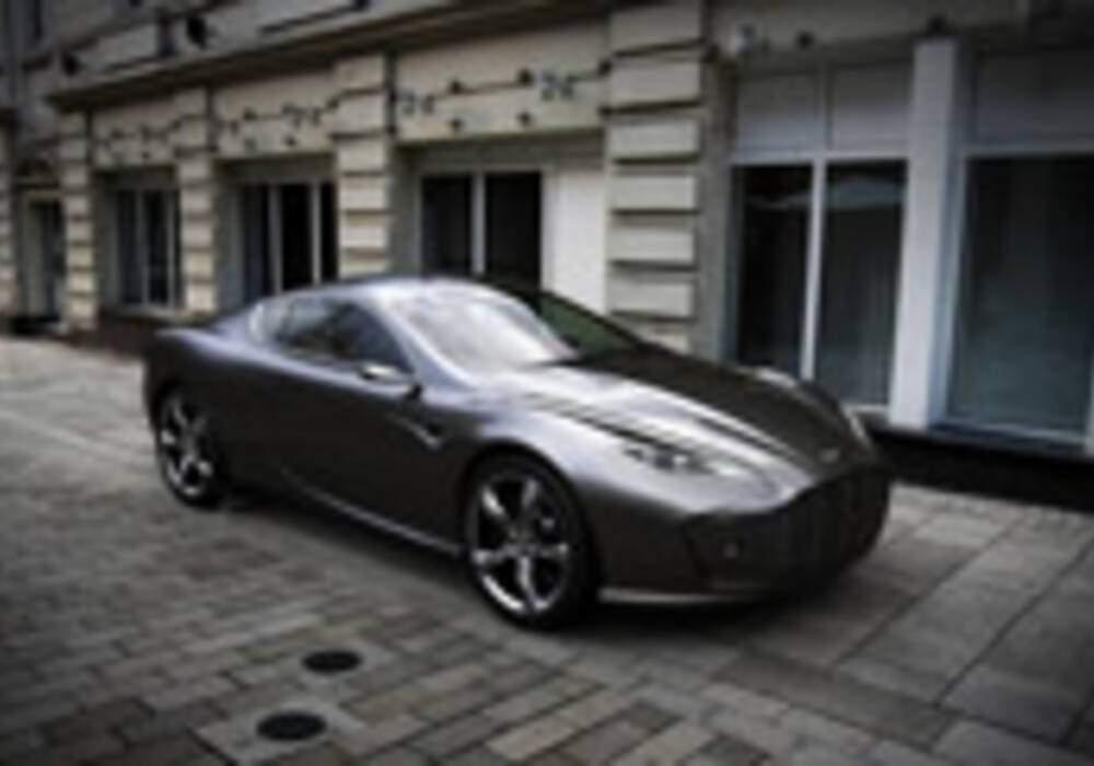 Aston Martin Gauntlet Concept par Ugur Sahin