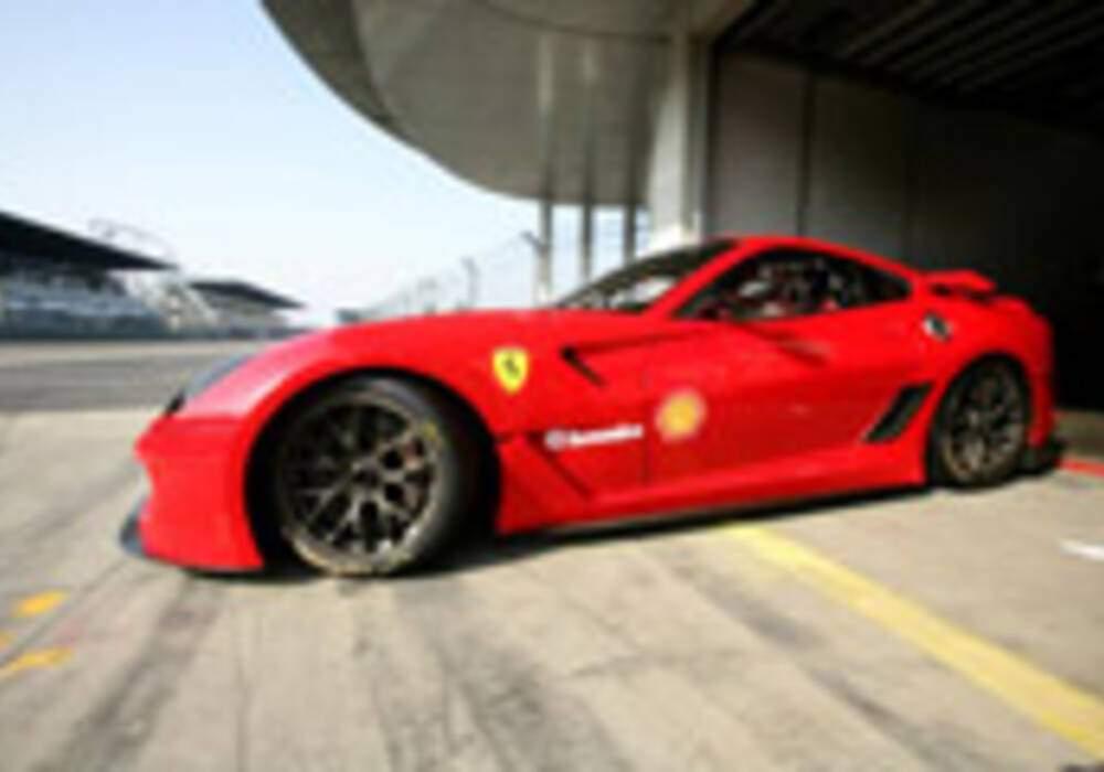 La Ferrari 599XX sous les 7 minutes au Nürburgring