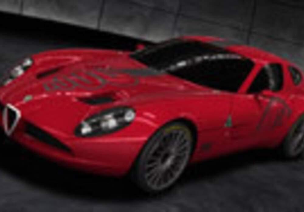 Alfa Romeo TZ3 Corsa: un modèle unique signé Zagato