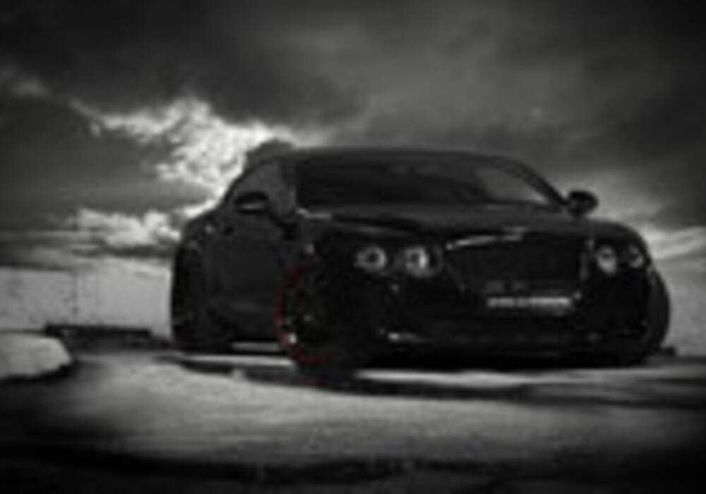 Bentley Continental Ultrasports 702, par Wheelsandmore
