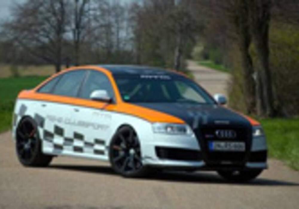 MTM prépare l'Audi RS6, 720 chevaux