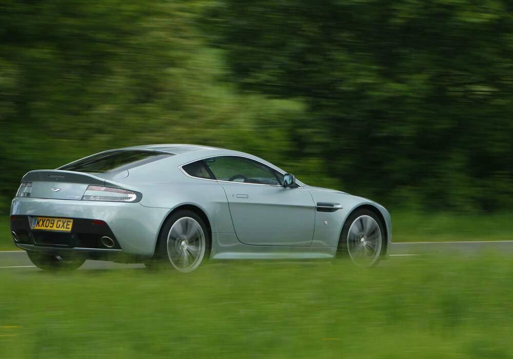 L'Aston Martin V12 Vantage confirmée pour le marché US