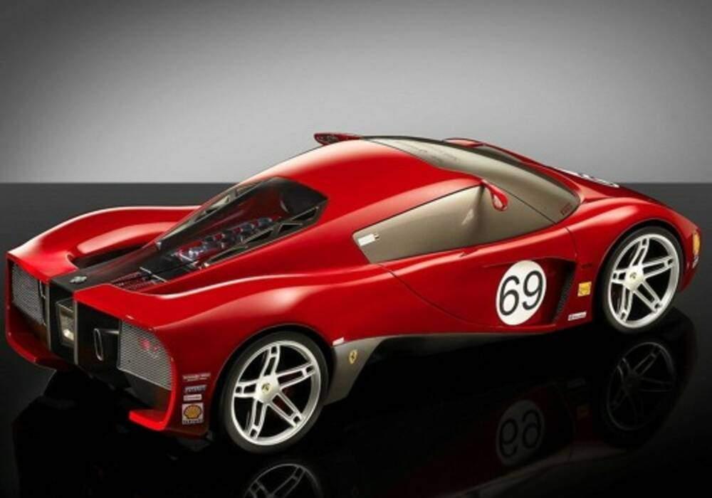 La prochaine Ferrari Enzo sera V8