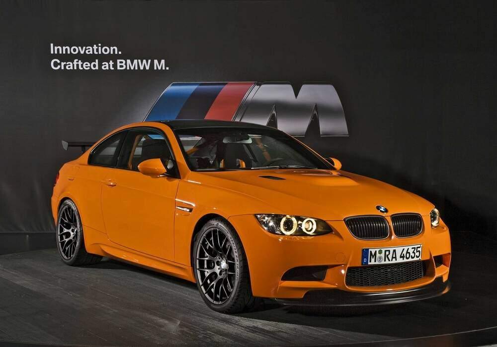 BMW M3 GTS, lancement confirmé. Photos et vidéo