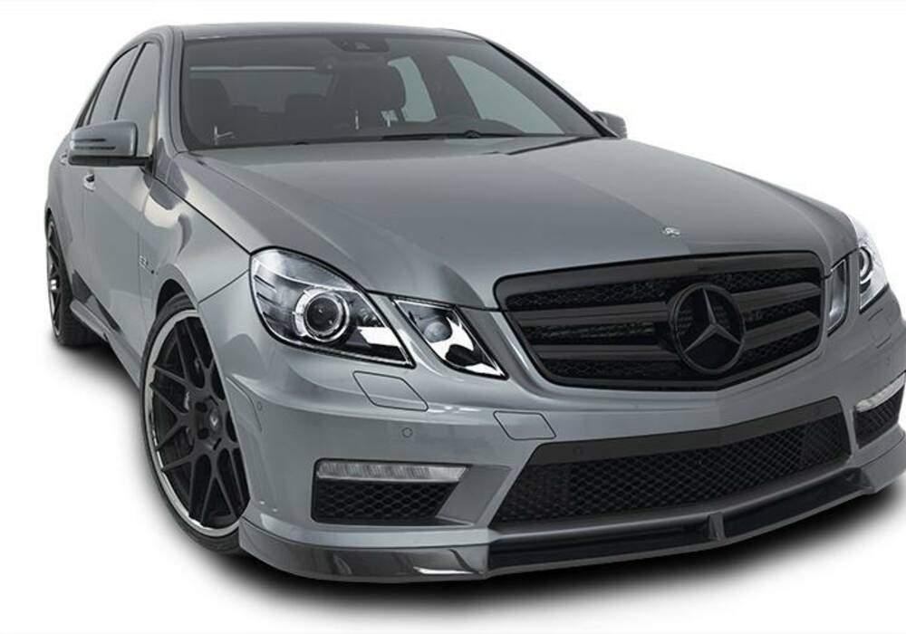 Pack Vorsteiner V6E pour Mercedes-Benz E63 AMG, vidéo