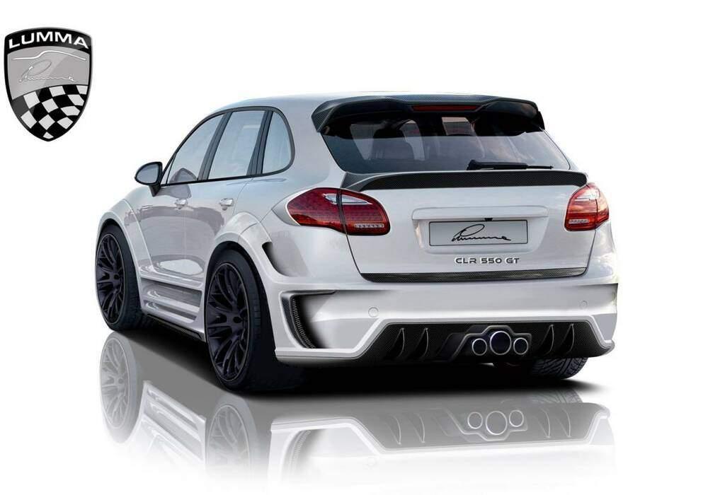 Lumma CLR 550 GT pour Porsche Cayenne