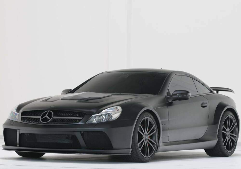 Brabus T65 RS, une Mercedes-Benz SL65 AMG Black Series de 788 chevaux