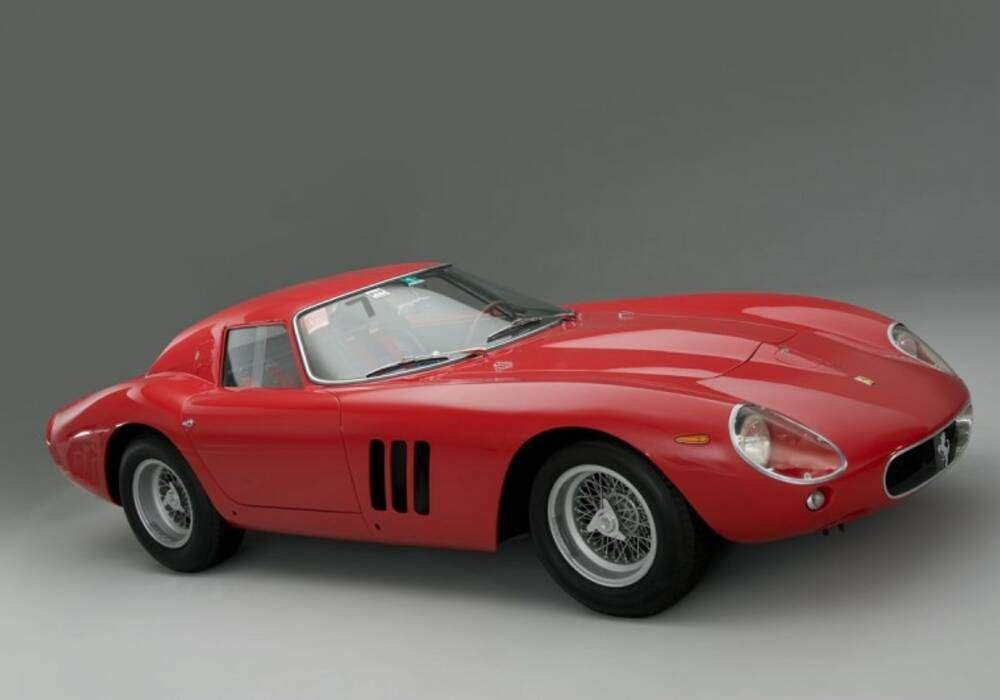 Chris Evans s'offre une Ferrari 250 GTO