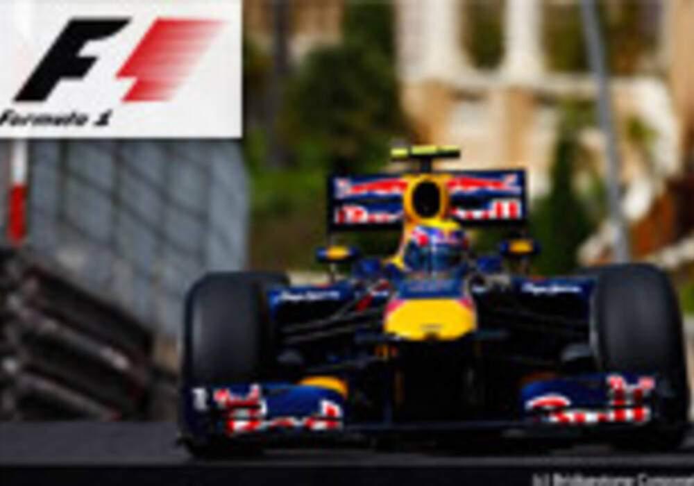 Formule 1 - Monaco : Webber, seconde victoire