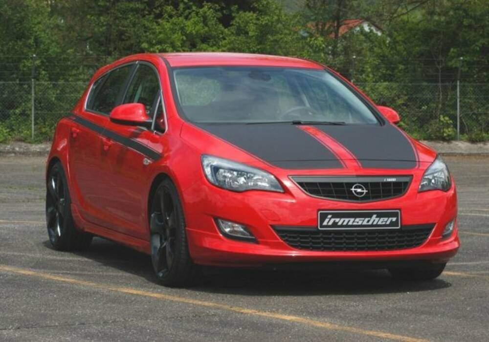 Opel Astra par Irmscher