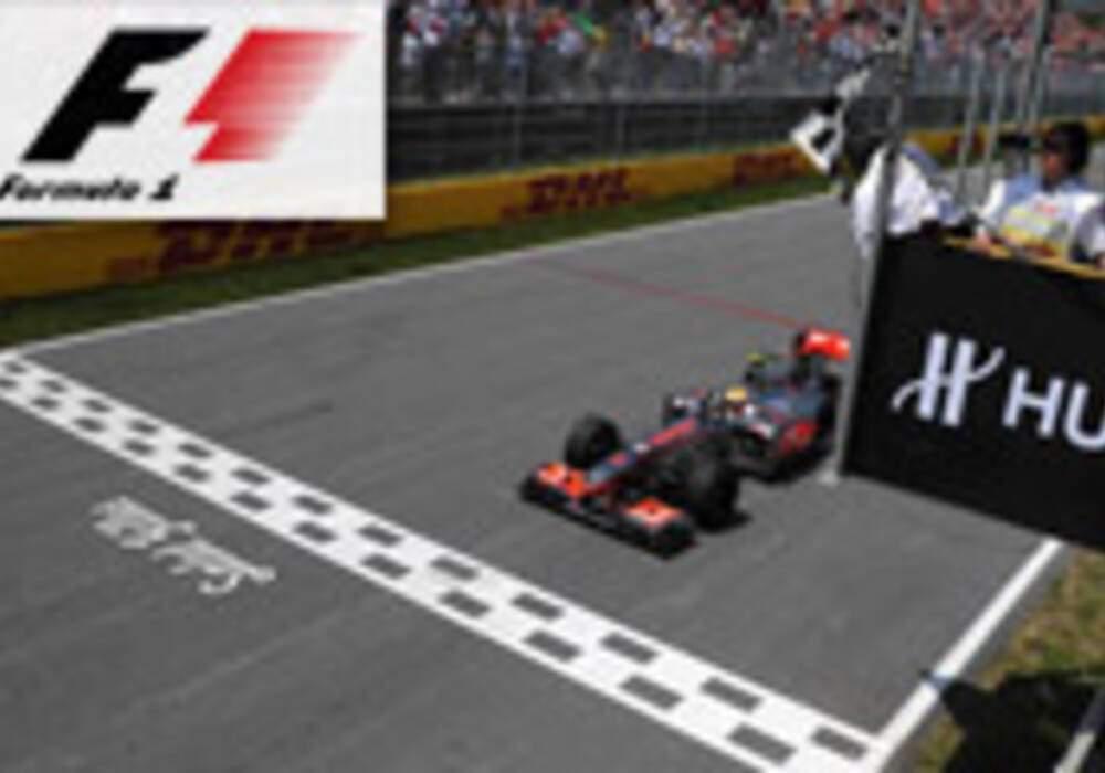 Formule 1 - Canada : Hamilton, seconde victoire