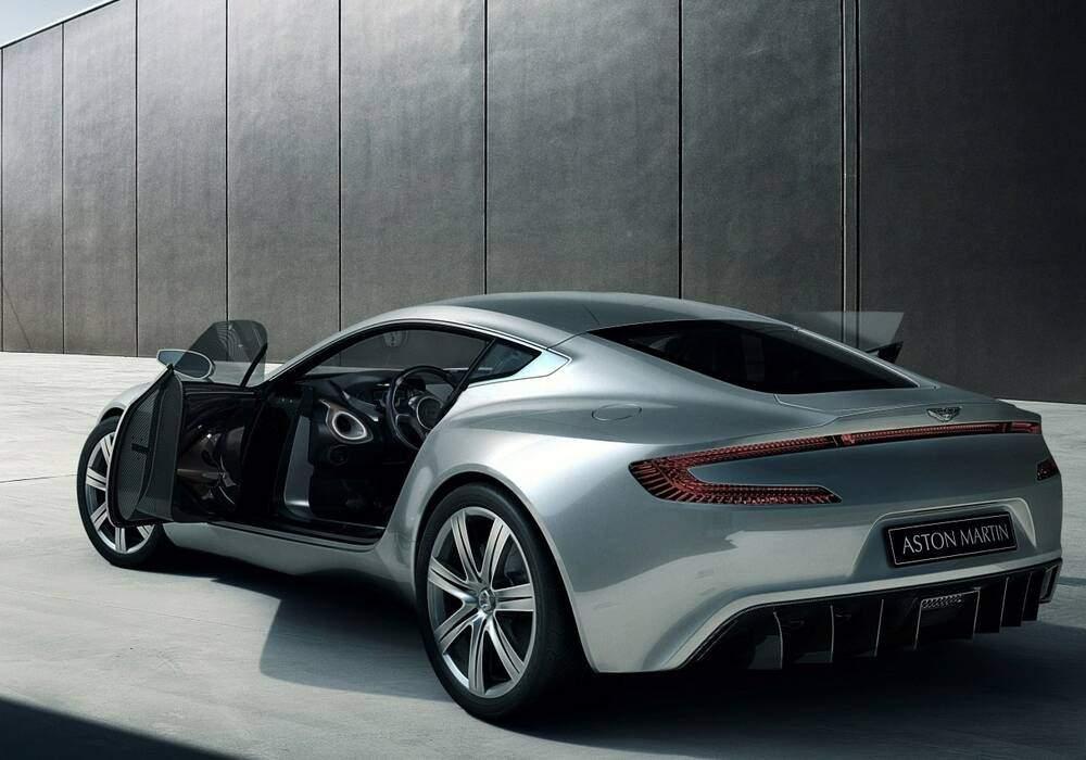 Aston Martin One-77, plus puissante que prévu