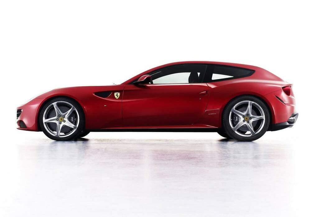 La Ferrari FF dévoilée