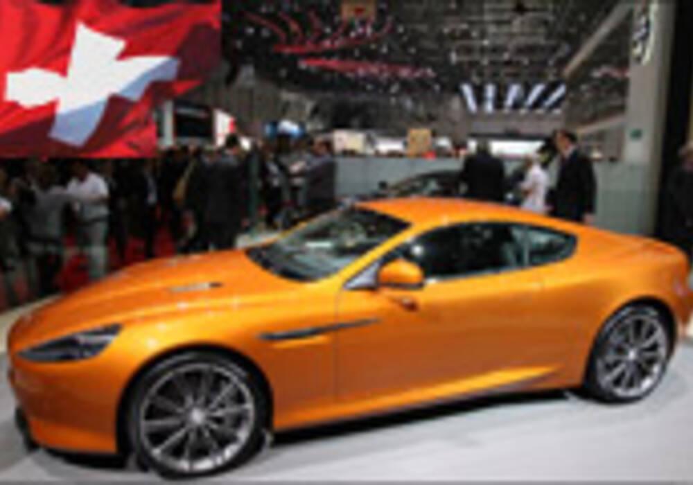 Genève Direct : Aston Martin Virage
