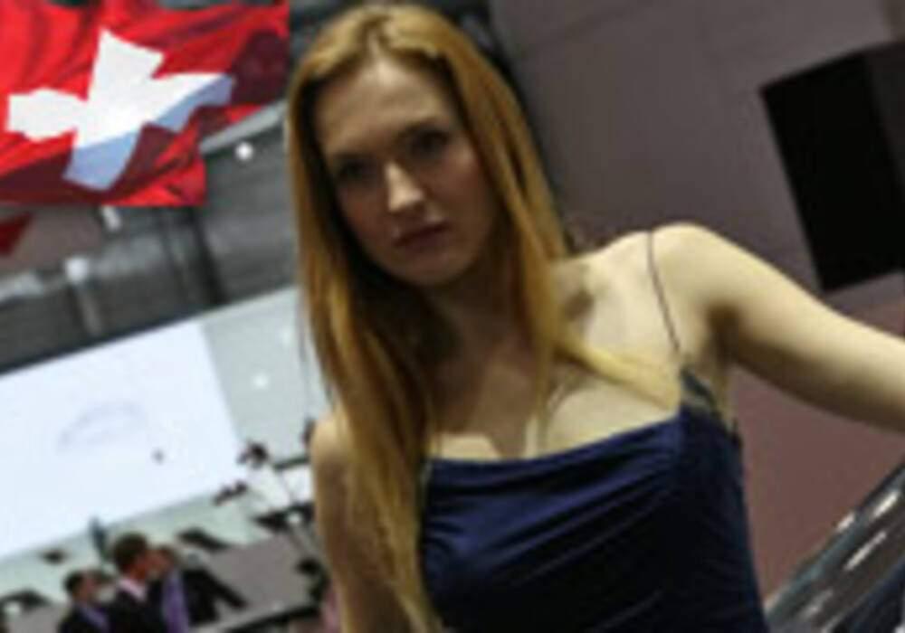 Les hôtesses du salon de Genève 2011 - Partie 2