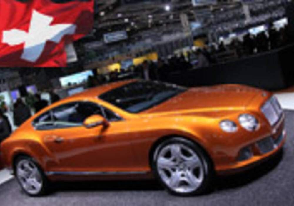 Genève Direct : Bentley Continental GT