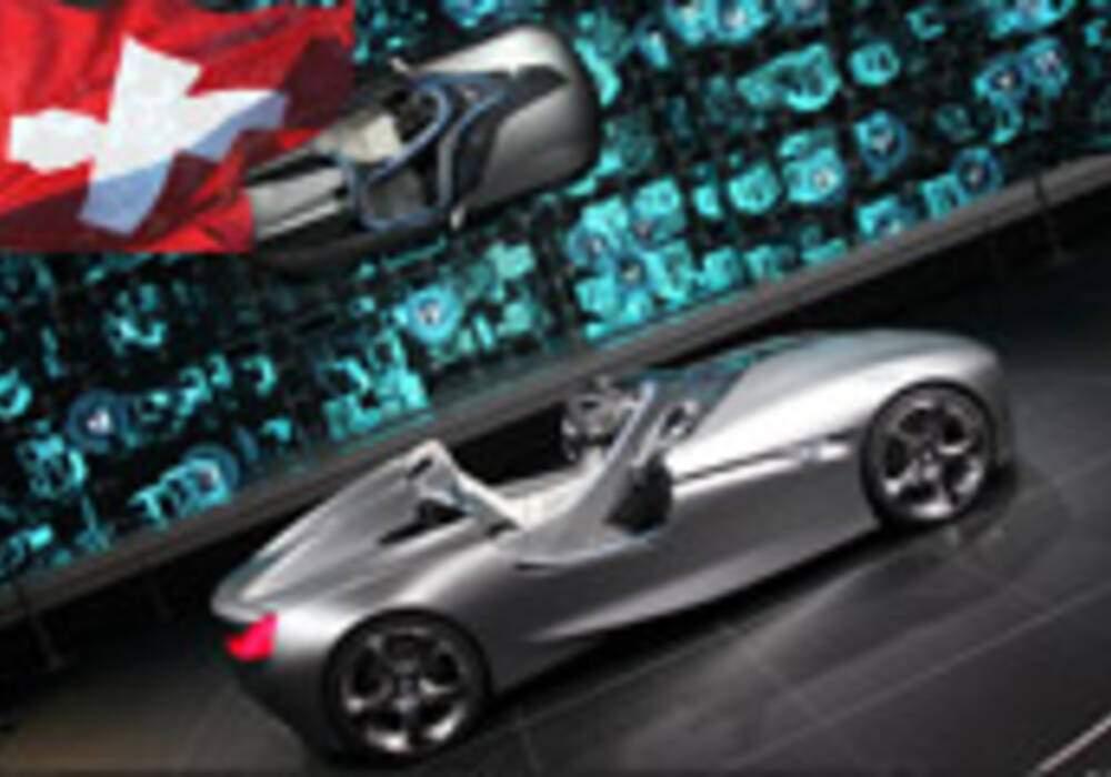 Genève Direct : BMW Vision ConnectedDrive