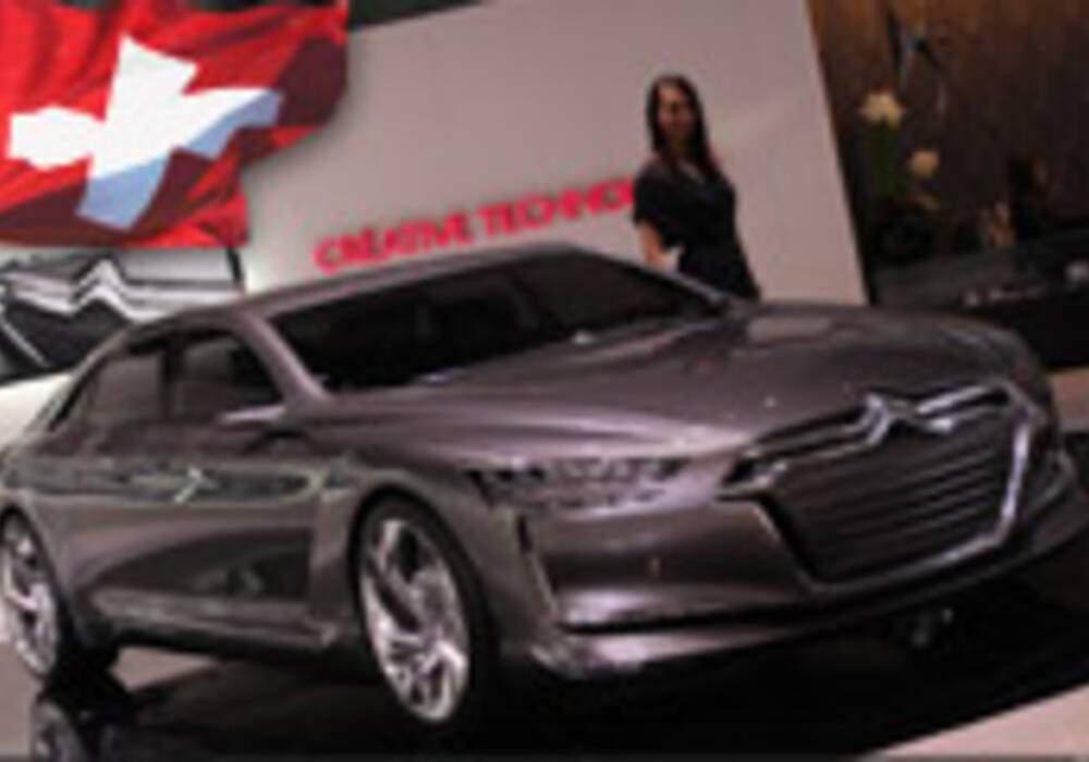 Genève Direct : Citroën Metropolis Concept
