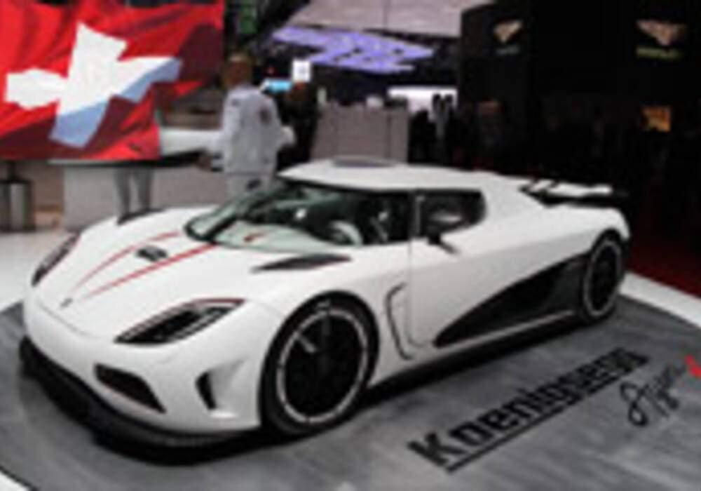 Genève Direct : Koenigsegg Agera R