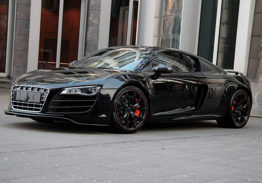 Audi R8 Hyper Black Edition, par Anderson Germany