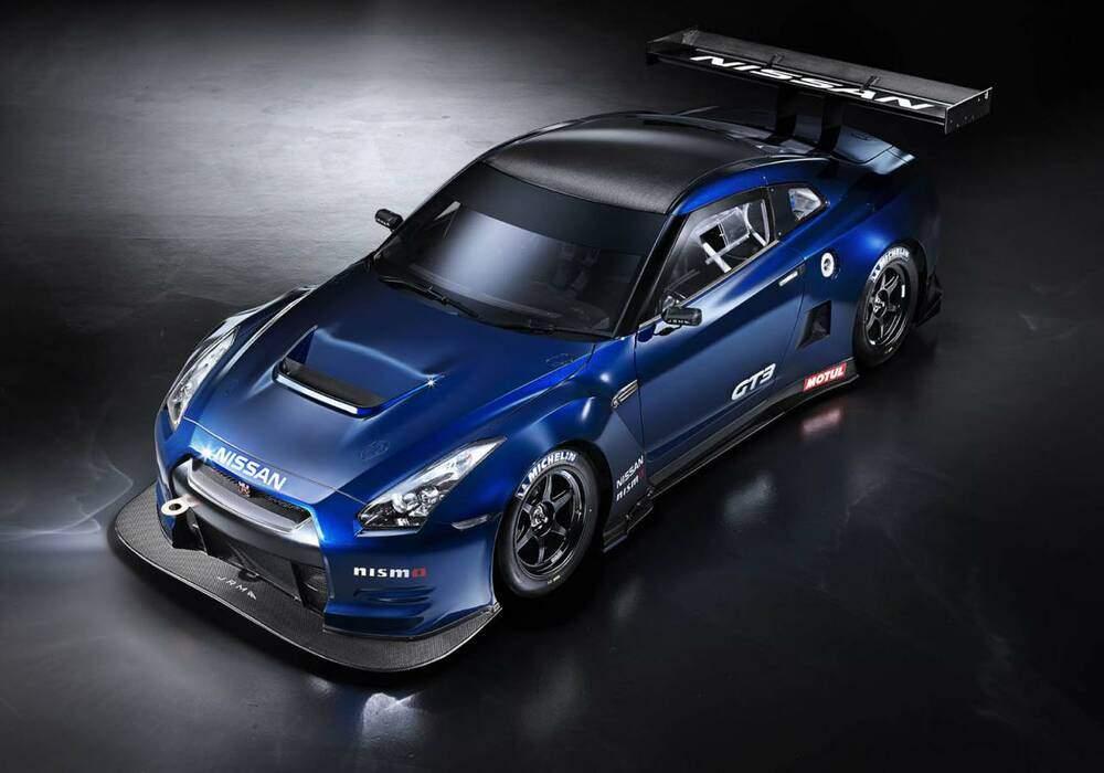 Nissan GT-R Nismo GT3, premières infos
