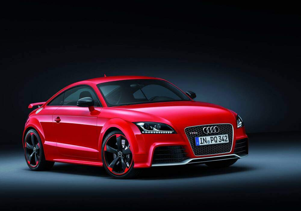 Audi TT-RS Plus, toujours plus