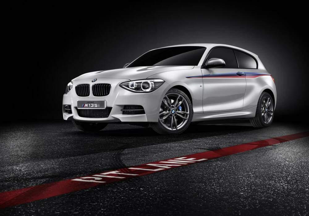 BMW M135i, 300 chevaux de plaisir