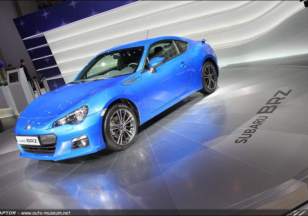 Genève Direct : Subaru BRZ