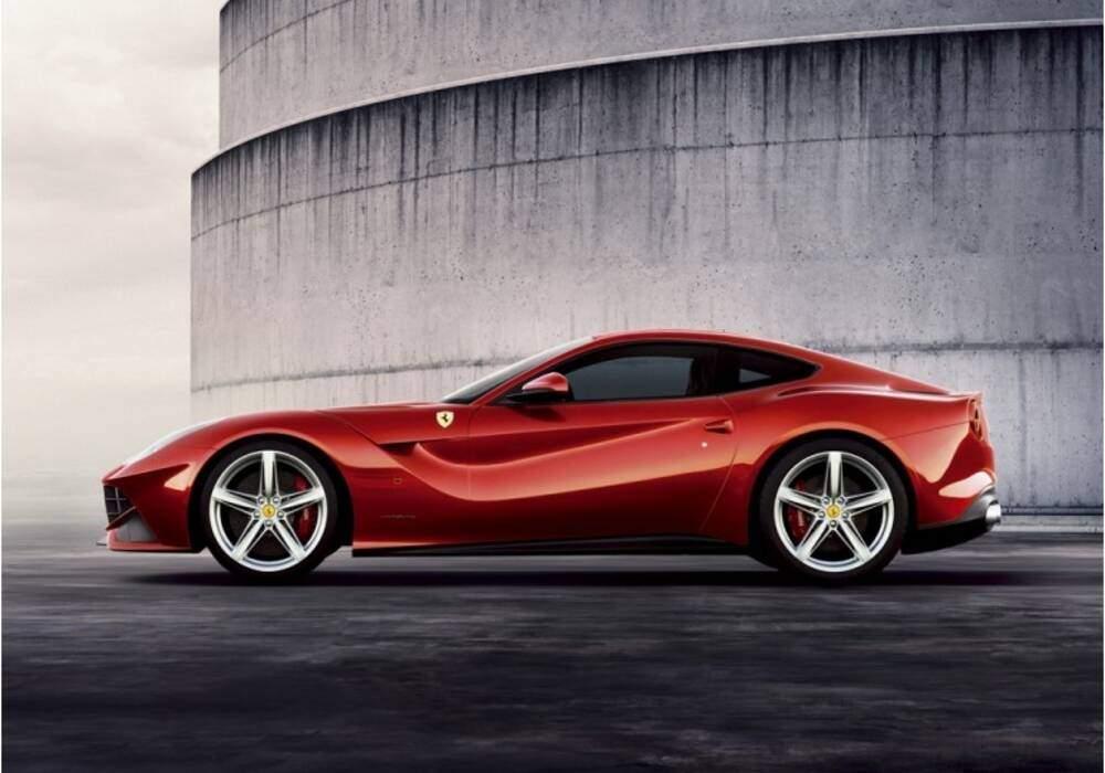 La Ferrari F12 Berlinetta en vidéo
