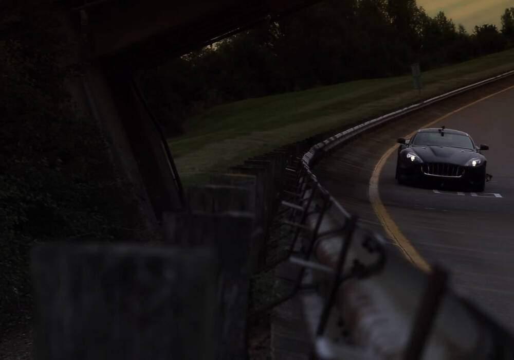 Teaser vidéo pour la Kahn WB12 Vengeance