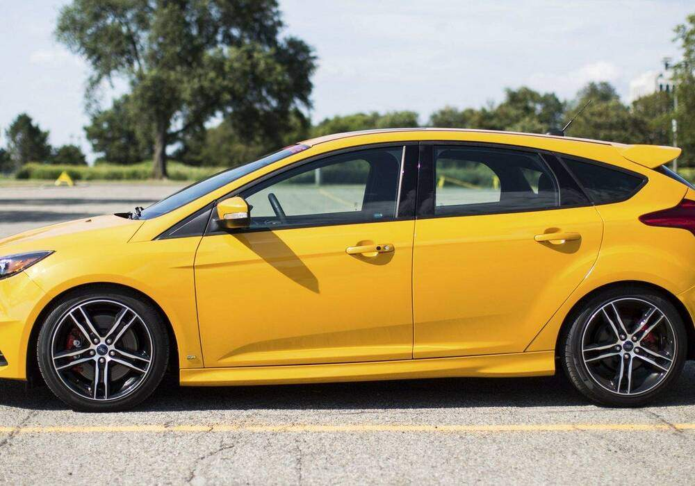 Pack Performance pour la Ford Focus ST