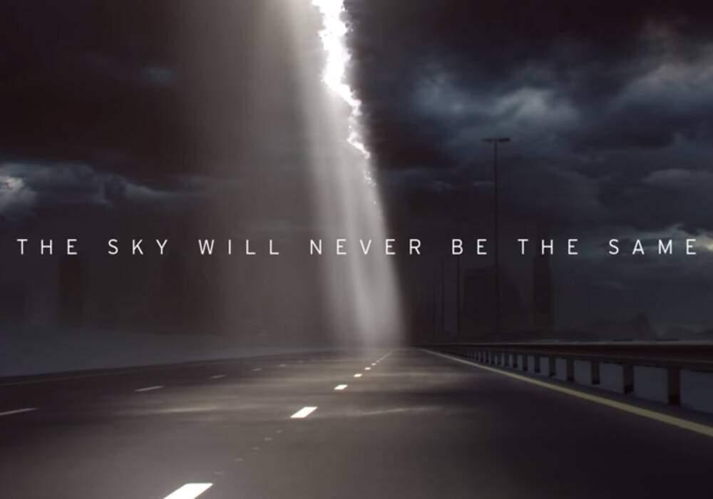 Lamborghini, le ciel ne sera plus jamais le même