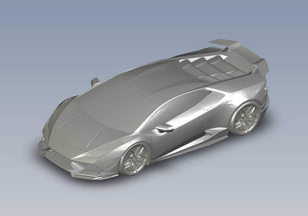 RevoZport tease sa future Lamborghini Huracan