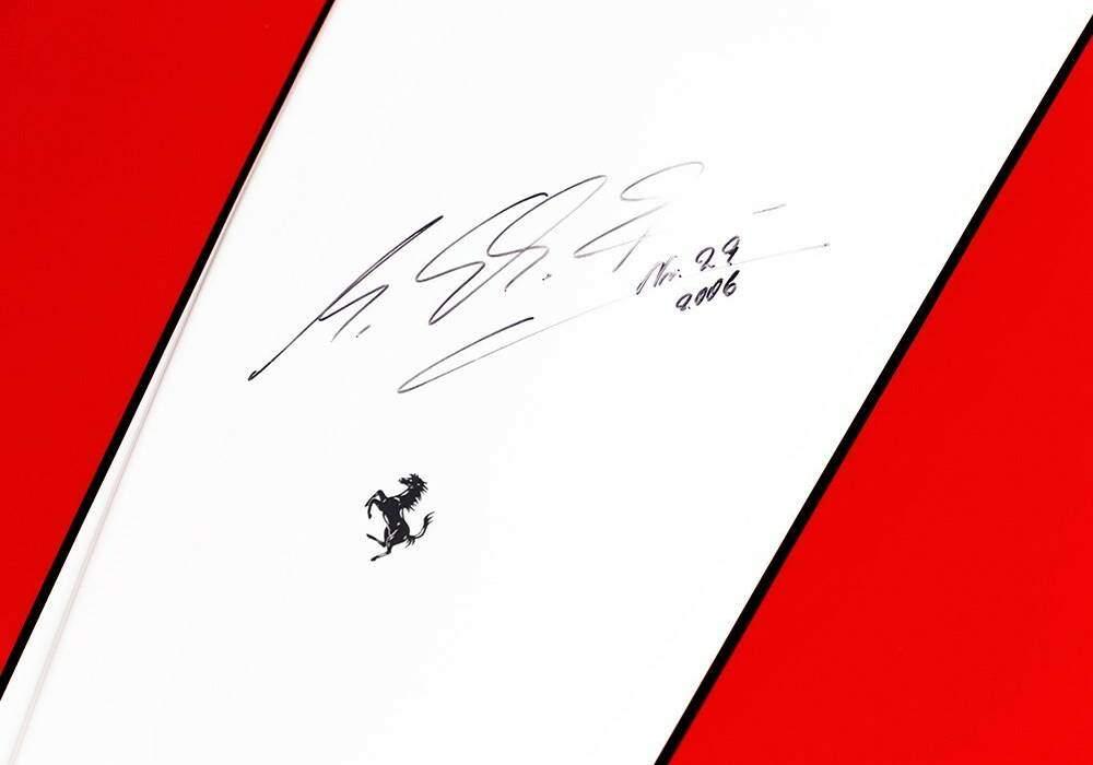 La Ferrari FXX 29 signée par Schumacher à vendre