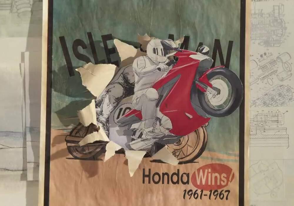 """Honda """"Paper"""", l'histoire du constructeur en stop motion"""