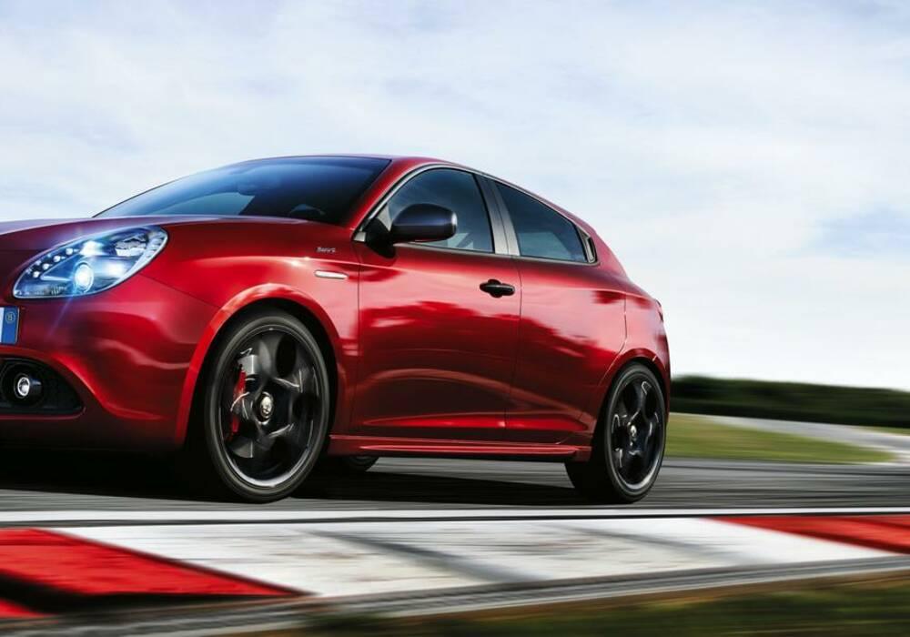 Alfa Romeo Giulietta Sprint Speciale, pour le marché italien