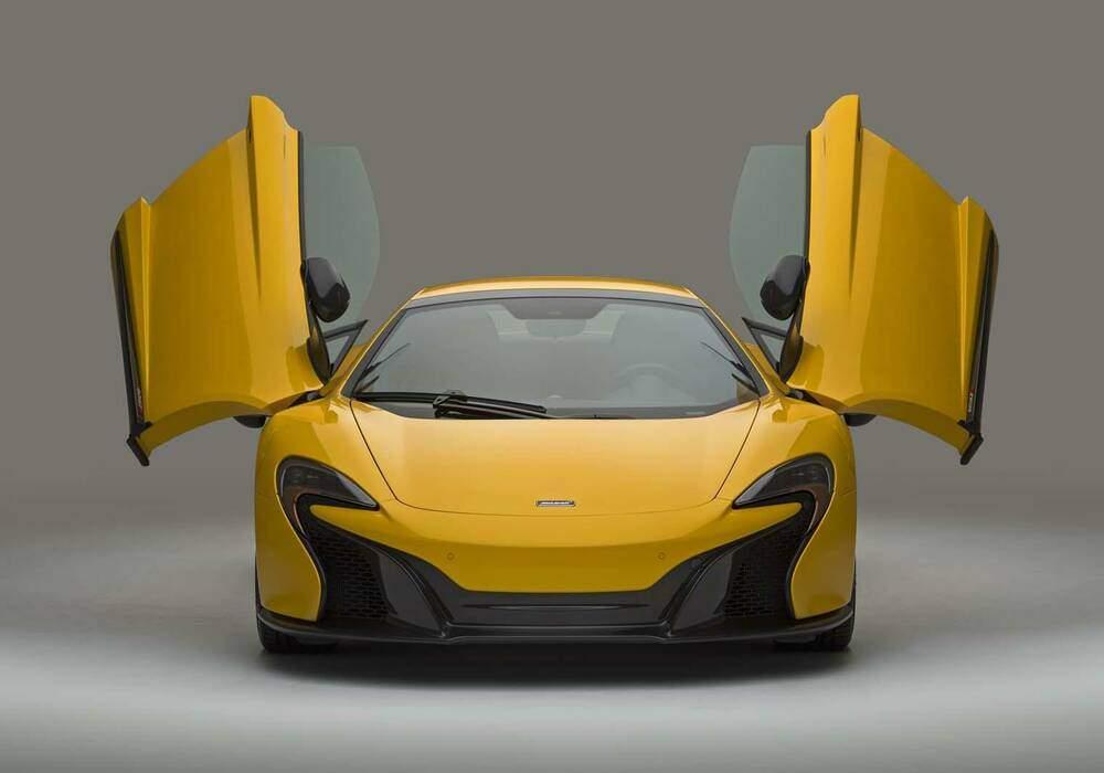 Nouveautés 2016 pour la McLaren 650S