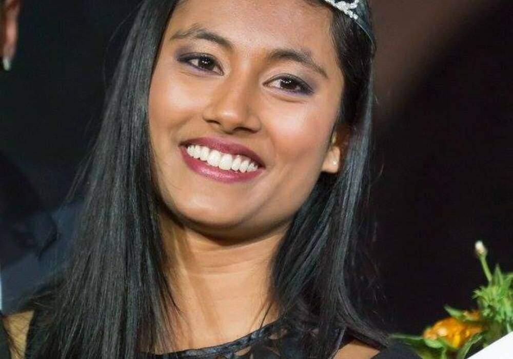 Miss Auto Salon 2016, élection d'une déesse