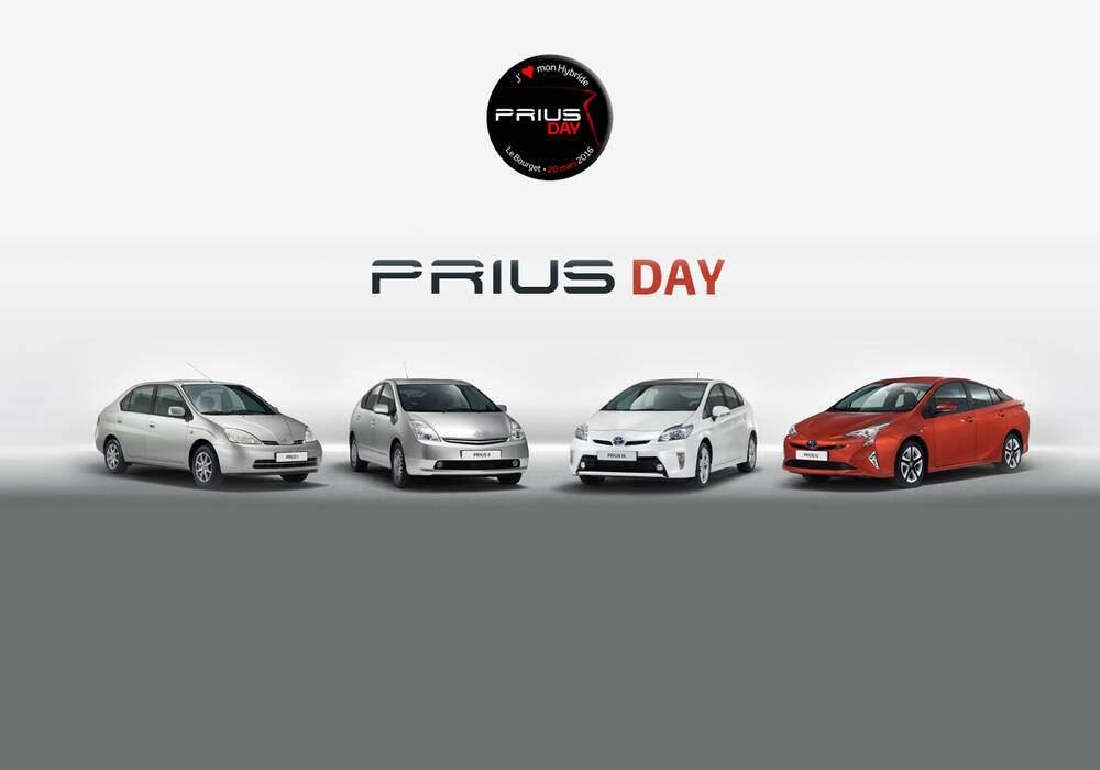 « Prius Day » l'événement nouvelle génération