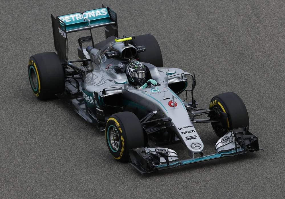 F1 Grand-Prix de Bahreïn - Victoire de Rosberg
