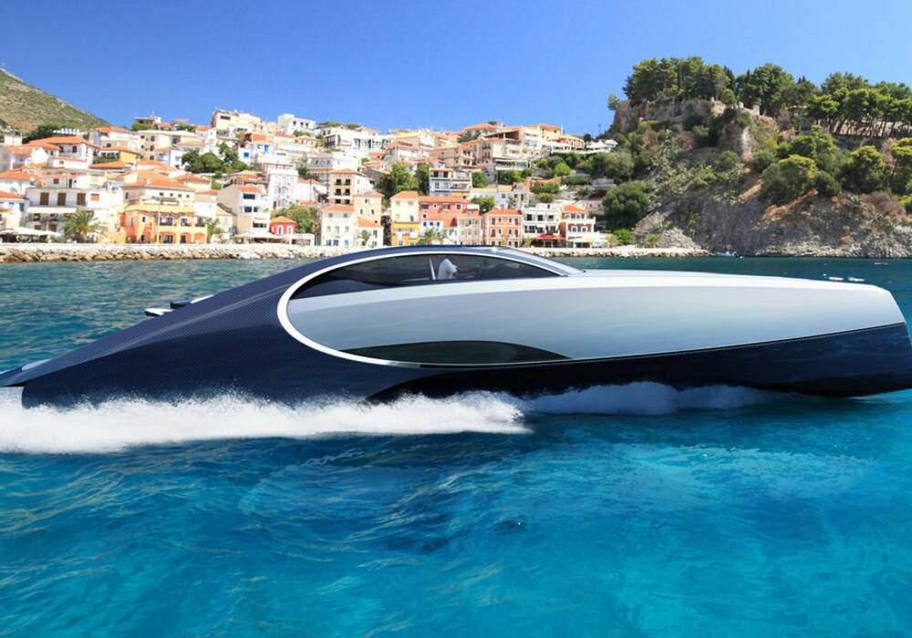 Niniette 66, de l'ADN Bugatti sur les flots