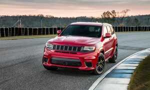 Jeep Grand Cherokee Trackhawk, SUV le plus puissant du marché