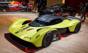 Genève 2018 : Aston Martin Valkyrie AMR Pro