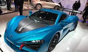 Genève 2019 : Arcfox GT Race Edition